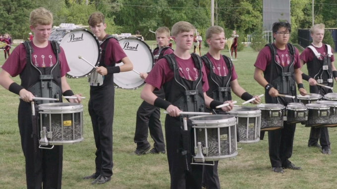 Susquehannock Work Drum Feature