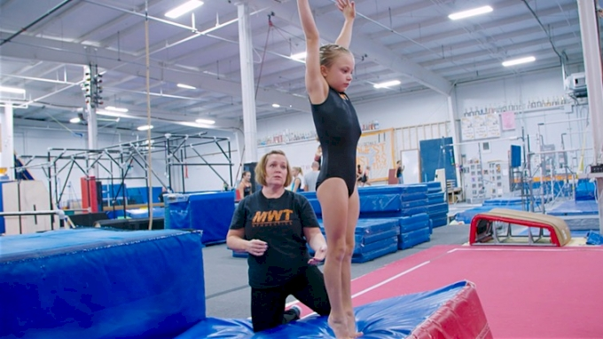 Drill Circuit For TOPs Gymnasts