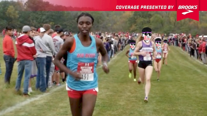 RUN JUNKIE: Ednah Kurgat Is 'All By Herself' At The Top!