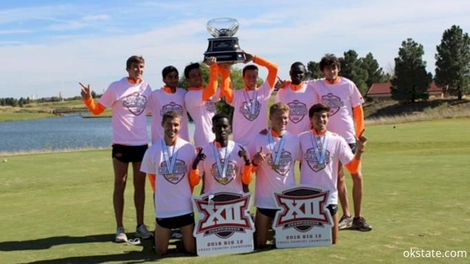 Oklahoma State Men's XC