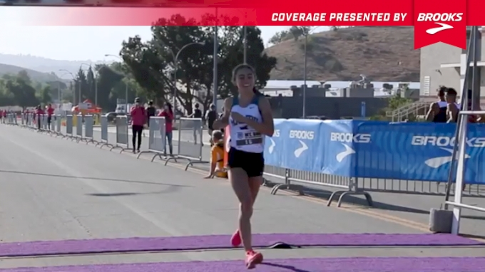 2017 Mt. SAC Girls Sweepstakes: Claudia Lane New Course Record!