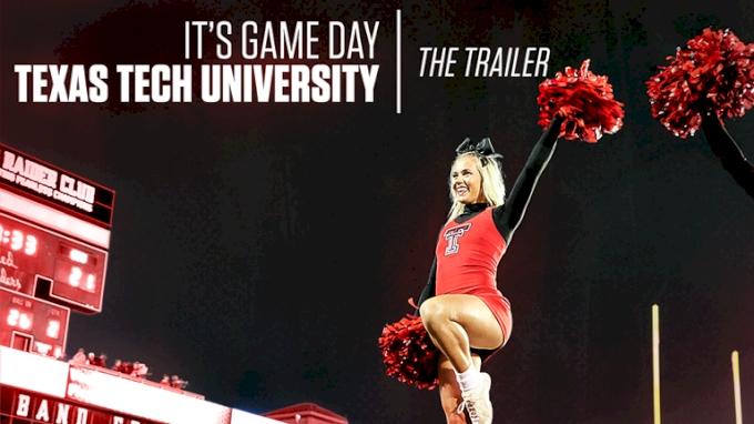 It's Game Day: Texas Tech University Trailer
