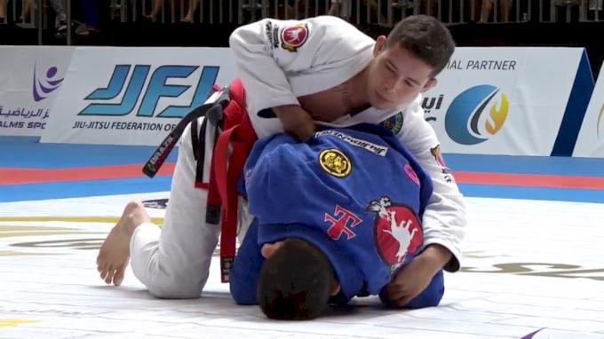 Jorge Nakamura vs Koji Shigemizu 2017 Grand Slam Tokyo