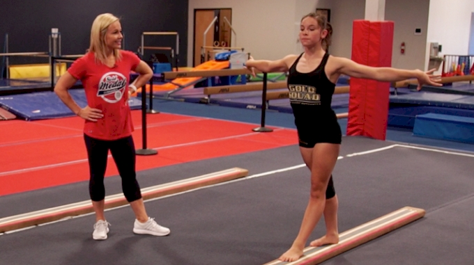 Workout Wednesday: Cardio Queens Rock Practice At Gold Medal Gymnastics