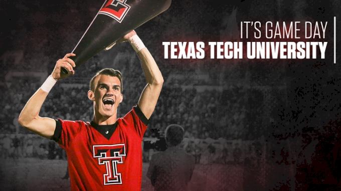 It's Game Day: Texas Tech University