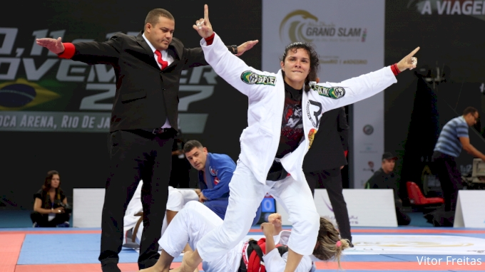 Ana Carolina Vieira vs Glaucia Braga Abu Dhabi Grand Slam Rio de Janeiro