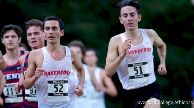 Haverford College XC