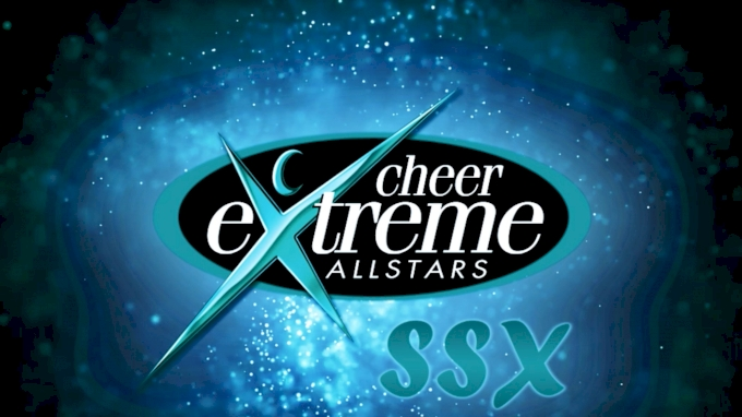 The MAJORS Cribs Tour With Cheer Extreme SSX