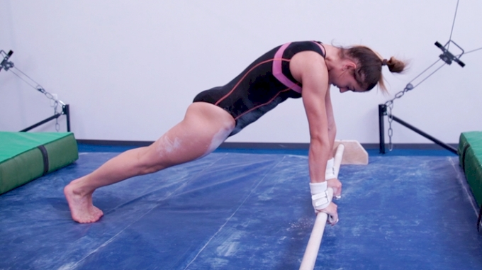 Mastering The Bail Handstand With One-Two Arm Technique