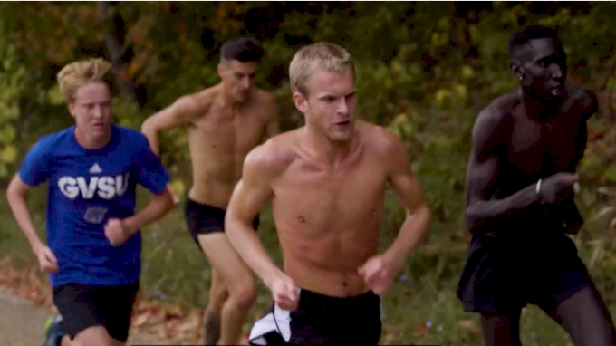 Workout Wednesday: Fartlek With Grand Valley State
