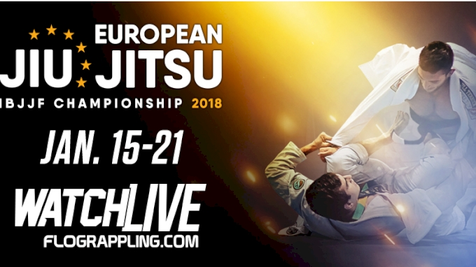Image result for ibjjf europeans 2018