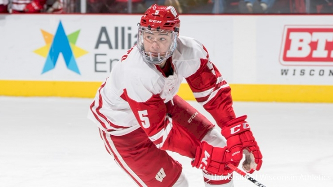 Badgers fall to Spartans at Kohl Center, 2-0
