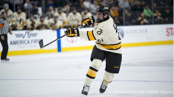 Lucky No. 13: How Michigan Tech Downed Ranked Boston College