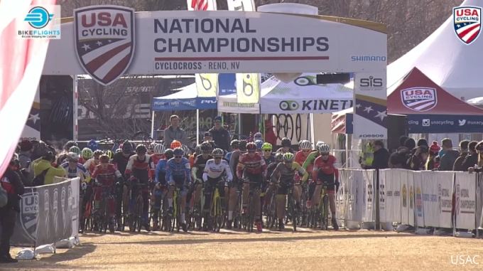 17-18 Year Old Men's CX National Championship 2018