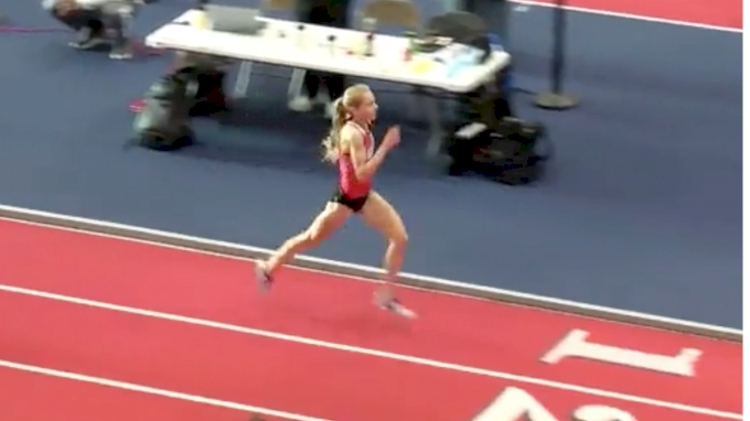 Tuohy Breaks HS 5K Record