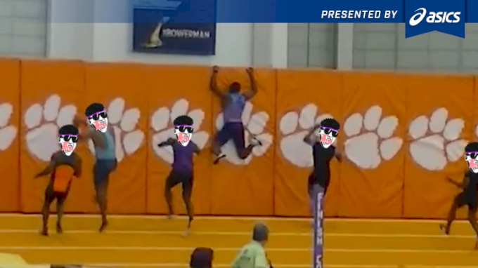 RUN JUNKIE: The Christian Coleman Video Game