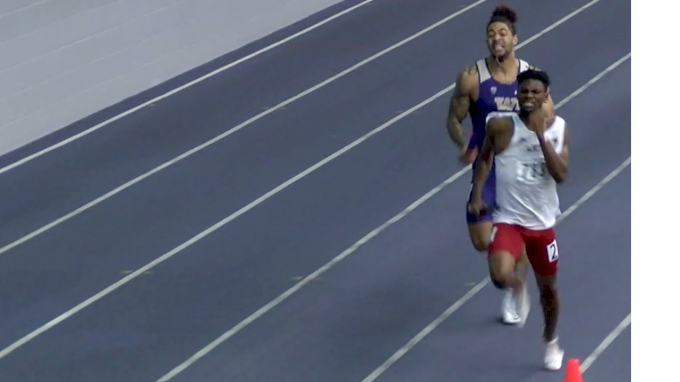 KICK OF THE WEEK: Ajomale Erases Huge Deficit In 4x400