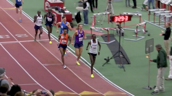 TASTY RACE: Kipchirchir Runs 3:55, Bor Becomes 500th American Under 4