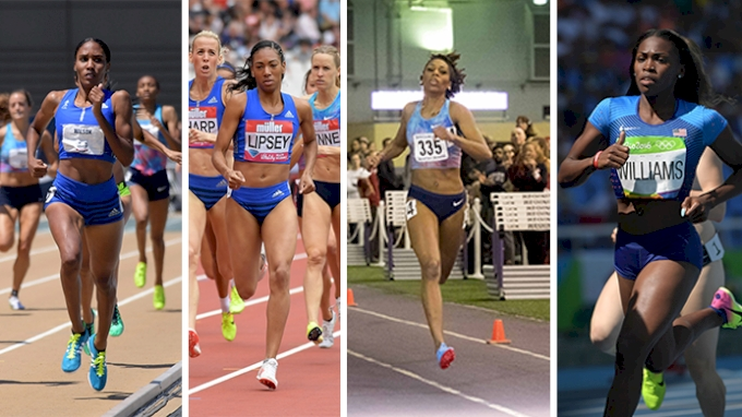 FloTrack Debate: Can U.S. All-Star Team Break 4x8 World Record?
