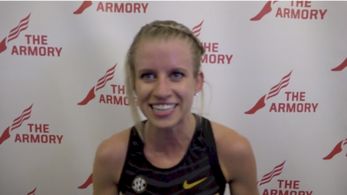 Karissa Schweizer's bold move led to NCAA 3000m record