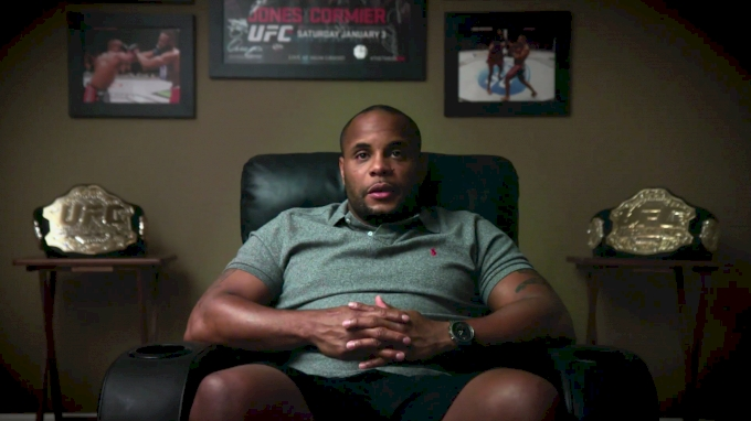 Daniel Cormier retains UFC heavyweight title and calls out Lesnar again