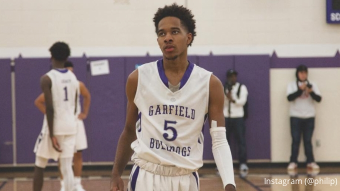 PJ Fuller Elevates Game For Unbeaten Garfield