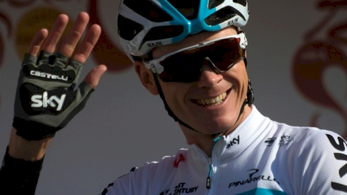 Froome blasts 'misinformation' in doping case on return to racing