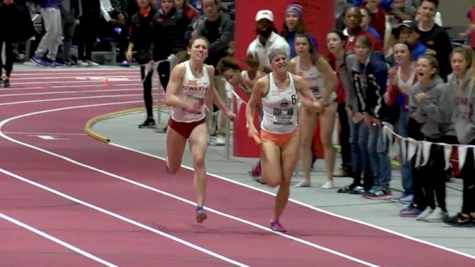 Women's Distance Medley Relay, Heat 1 - Iowa State vs. OK State Showdown