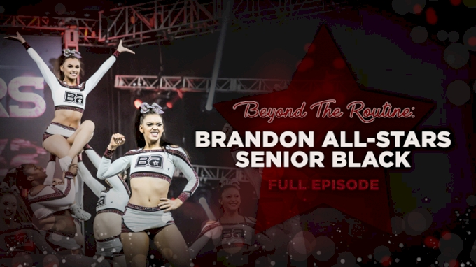 Brandon Senior Black: Beyond The Routine