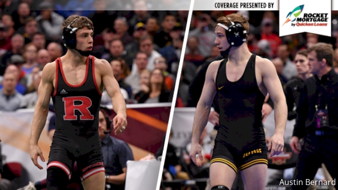 Nick Suriano Spencer Lee NCAAs