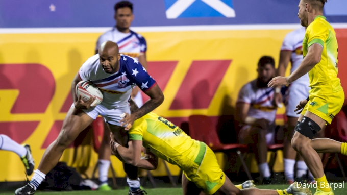 Aussies fall short at Hong Kong Sevens