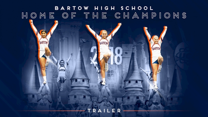 Home Of Champions: Bartow High School Trailer