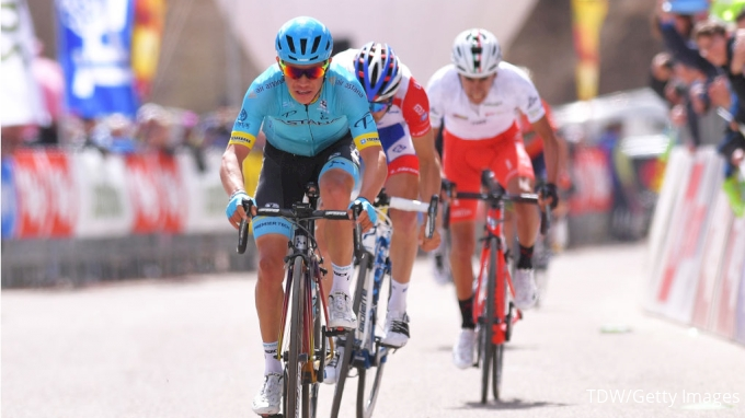 Tour of the Alps results & GC: Miguel Angel Lopez wins stage two