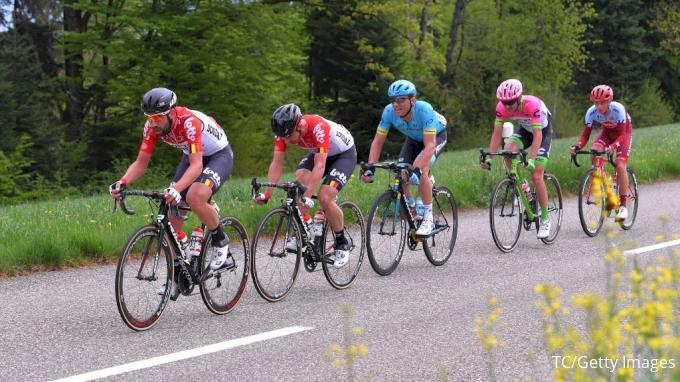 2018 Tour De Romandie Stage 2 Last KM