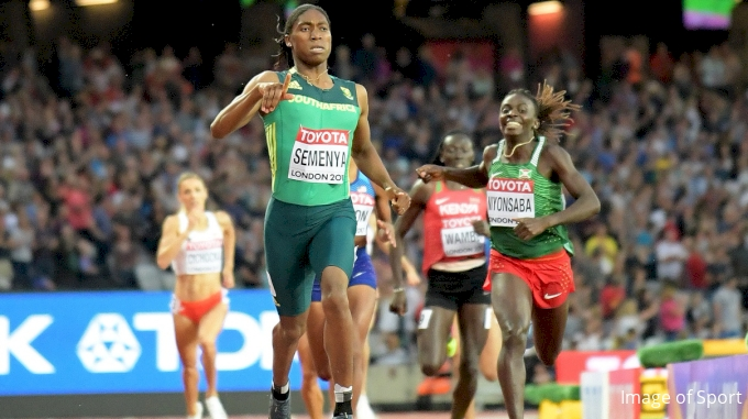 New IAAF rule threatens Semenya's party