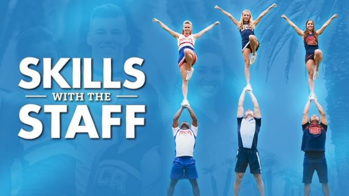 Get Your Skills In Check With 'Skills With The Staff'