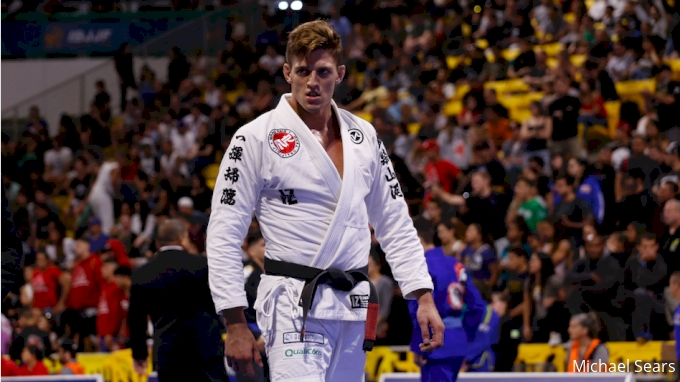 FELIPE PENA vs NICHOLAS MEREGALI 2018 World IBJJF Jiu-Jitsu Championship