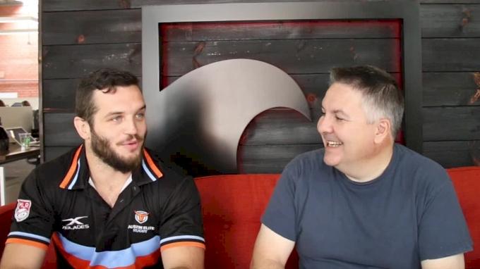 Peter Malcolm Talks Eagle Pack