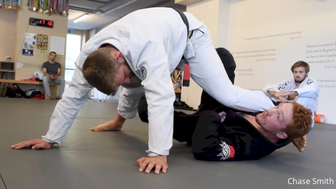 Max Lindblad: Open Guard Sweeps Masterclass
