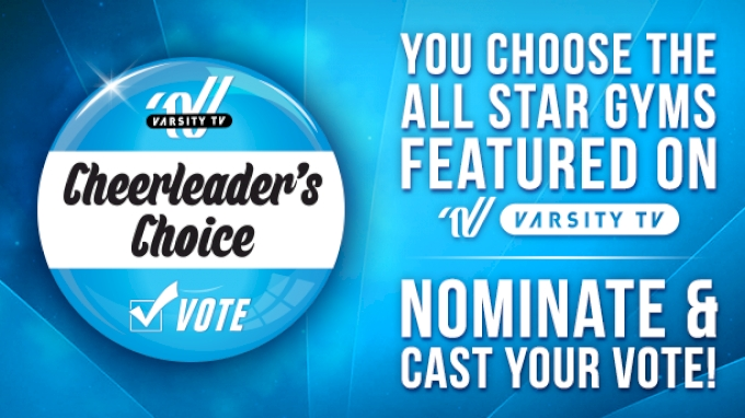 The 2018 Cheerleader's Choice All Star Insider Is Open!