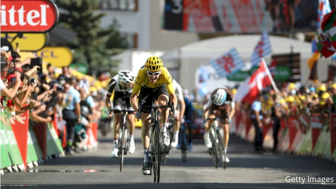 Team Sky targeted by hostile fans on L'Alpe d'Huez climb