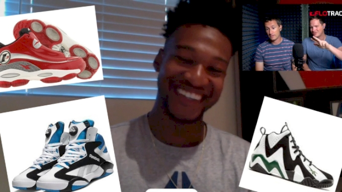 Justyn Knight Ranks His Favorite Throwback Basketball Shoes