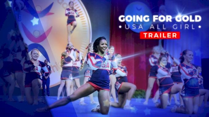 Going For Gold: USA All Girl (Season 3 Trailer)