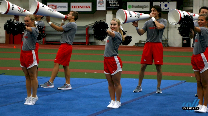 Champions In The Making: Ohio State Cheer