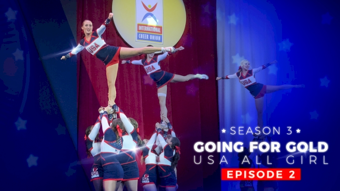 Going For Gold: USA All Girl | Season 3 Episode 2