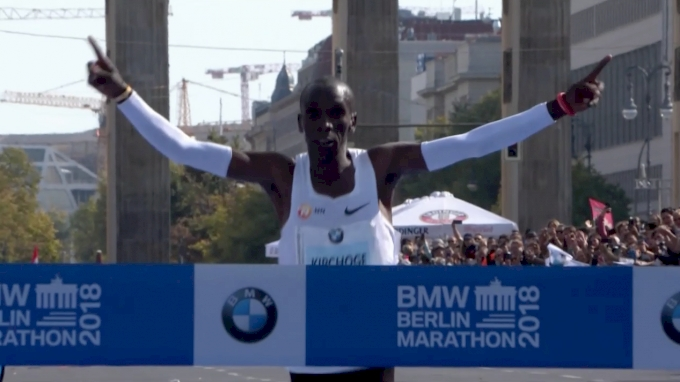 2018 Berlin Marathon - 2:01:39 WORLD RECORD By Eliud Kipchoge!!!