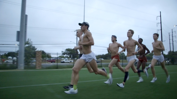 Workout Wednesday: Texas XC Eats Intervals For Breakfast