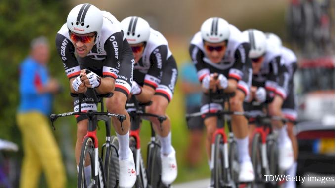 2018 UCI Road World Championships Elite Men Team Time Trial