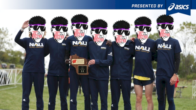 RUN JUNKIE: NAU Puts On A Nuttycombe Clinic