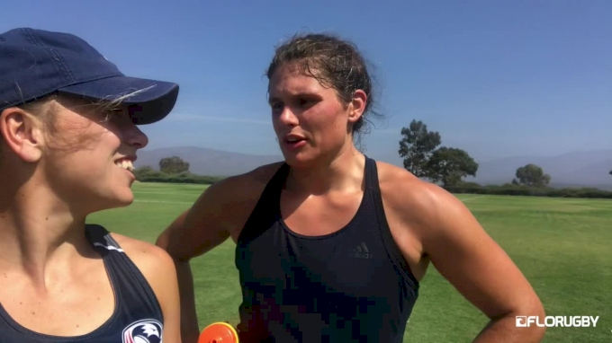 The Mansion Of Pain: USA Sevens Women Get Ready For Glendale